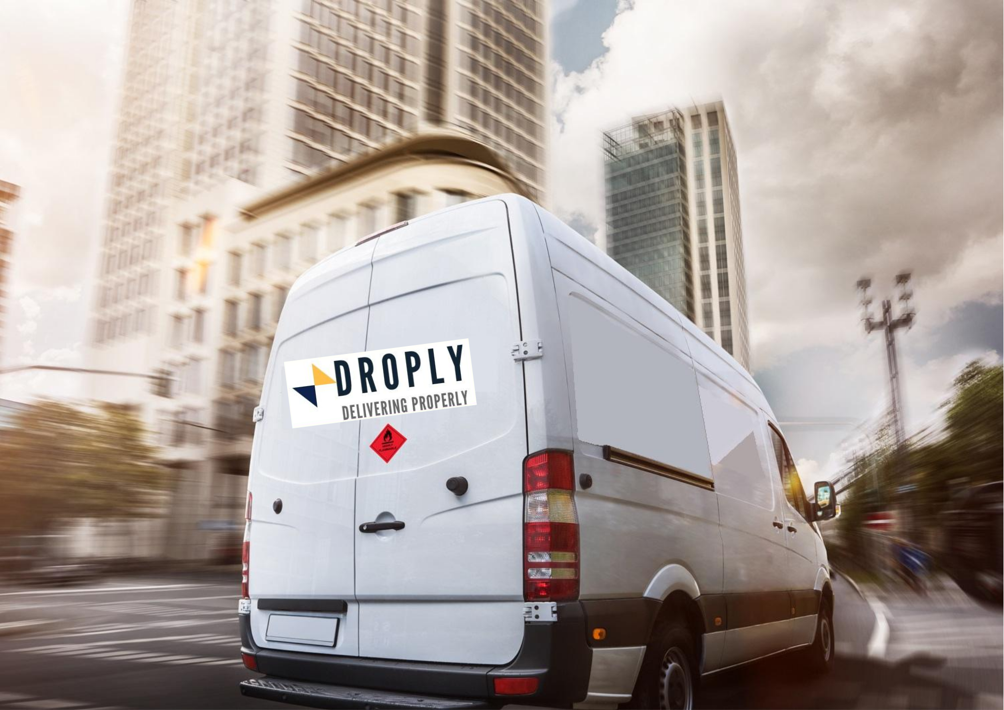 Droply Delivery Services